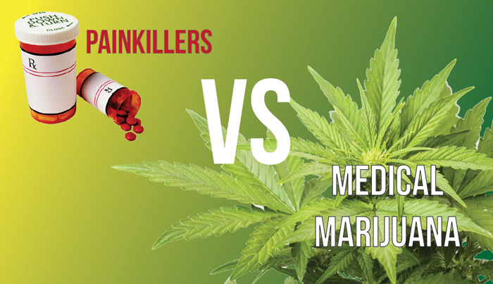 Marijuana vs. Painkillers: What You Need to Know